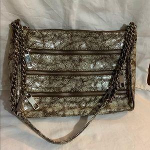 RETIRED Rebecca Minkoff 5 Zip Full size Bag